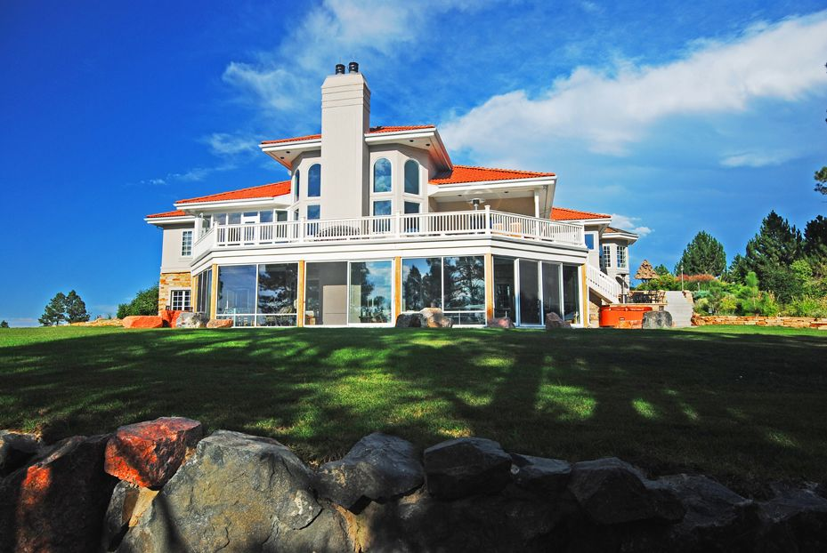 Beautiful country homes luxury estate coloradorealestate