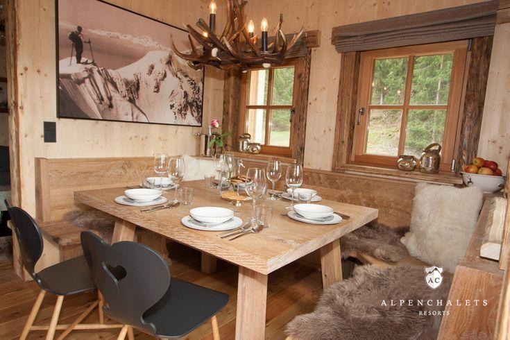 Chalets Schweiz Winterchalets Chalersdecor Kamin Haus Kuchen Wohnung Kuche Innenarchitektur Kuche