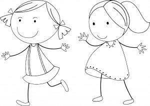 Sevecen Mutlu Daisy Duck Egitici Cocuk Boyama Puzzle Tablo Dai02