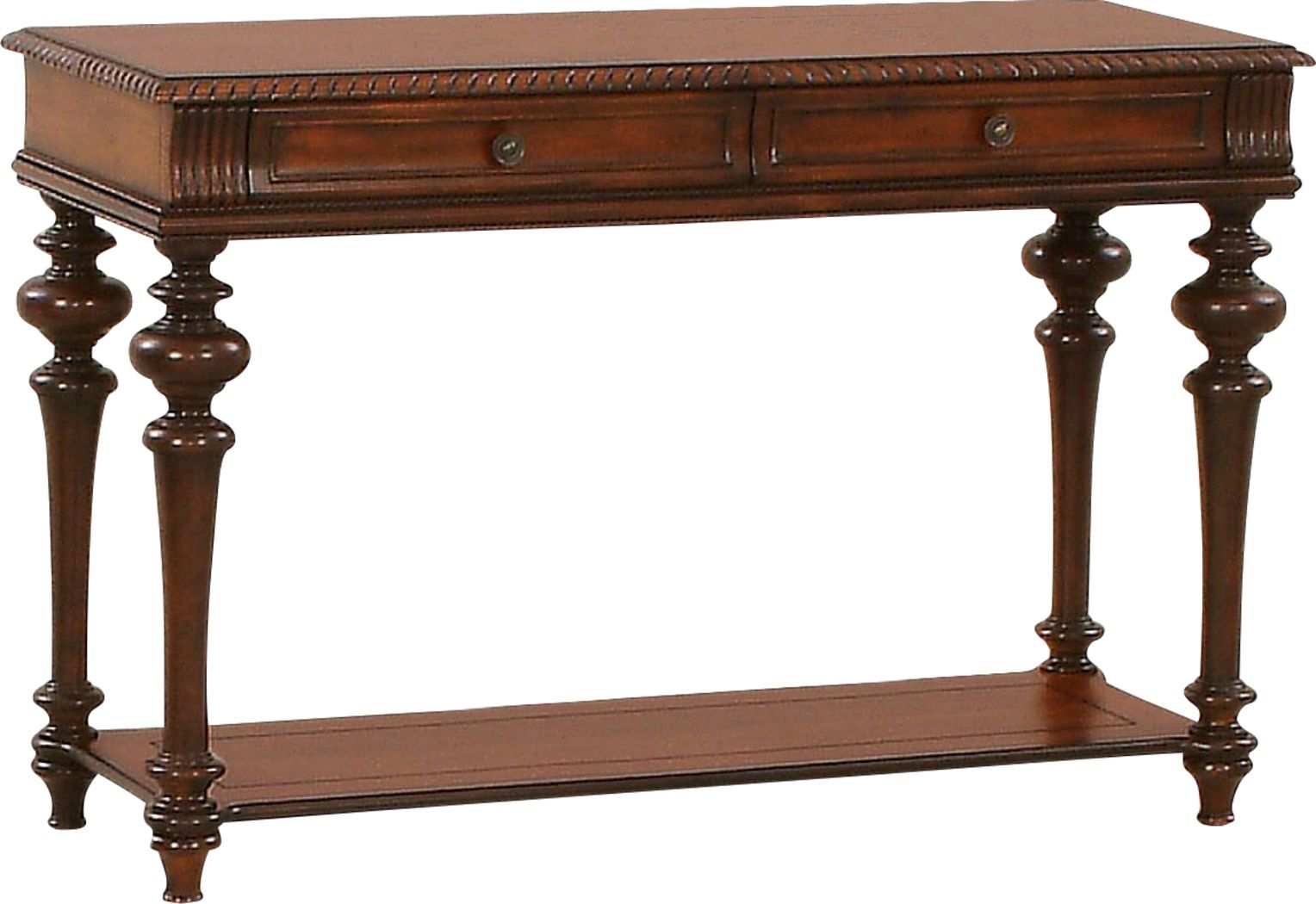 Reykin Cherry Sofa Table Table Sofa Traditional Design