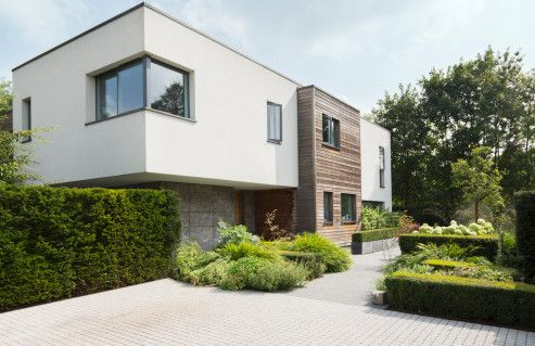 Beautiful Photo Exterieur Maison Photos - Amazing House Design ...