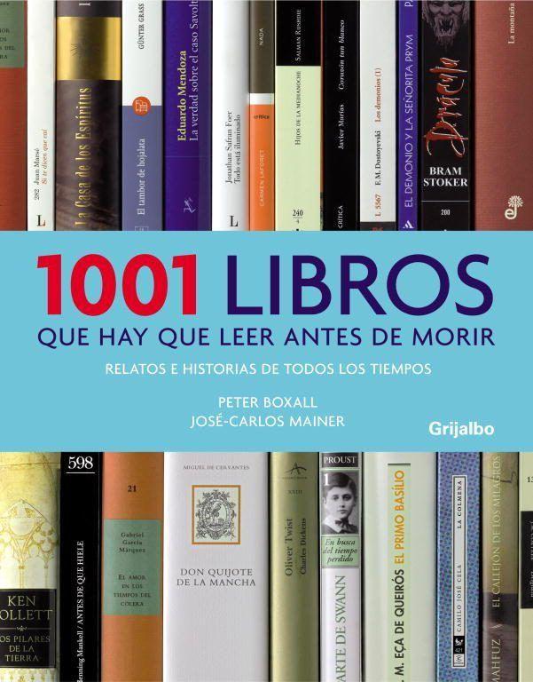 1001 Libros que debes leer antes de morir en pdf (Recopilación – Descarga gratuita) #infografias #infographic