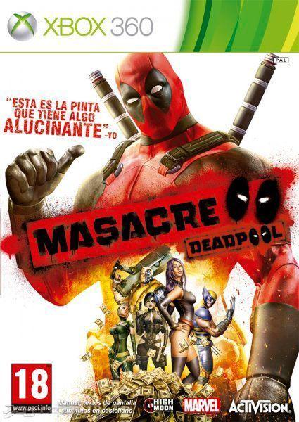 Deadpool 2013 Xgd3 Regionfree Espanol Xbox360 Game Pc Rip Deadpool Juegos De Xbox One Juegos Para Xbox 360