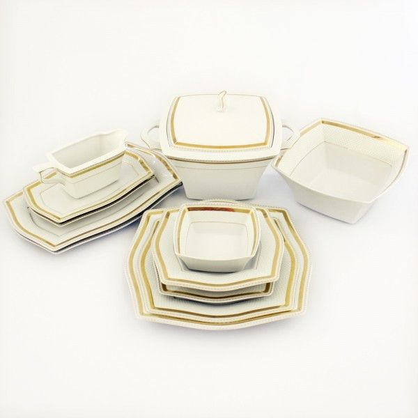 Dinner Set 12 Place Settings Lwow Design & Dinner Set 12 Place Settings Lwow Design | Dinner sets Place ...