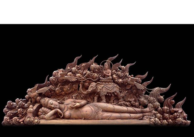彫刻 Sculpture - Japanese Garden&Art - 念佛宗(念仏宗無量寿寺) 兵庫県加東市   Flickr - Photo Sharing!