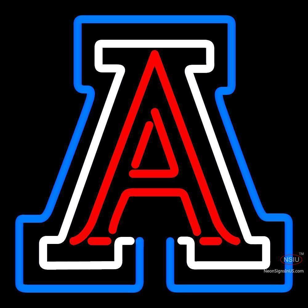Arizona Wildcats Team Handmade Art Neon Sign in 2020
