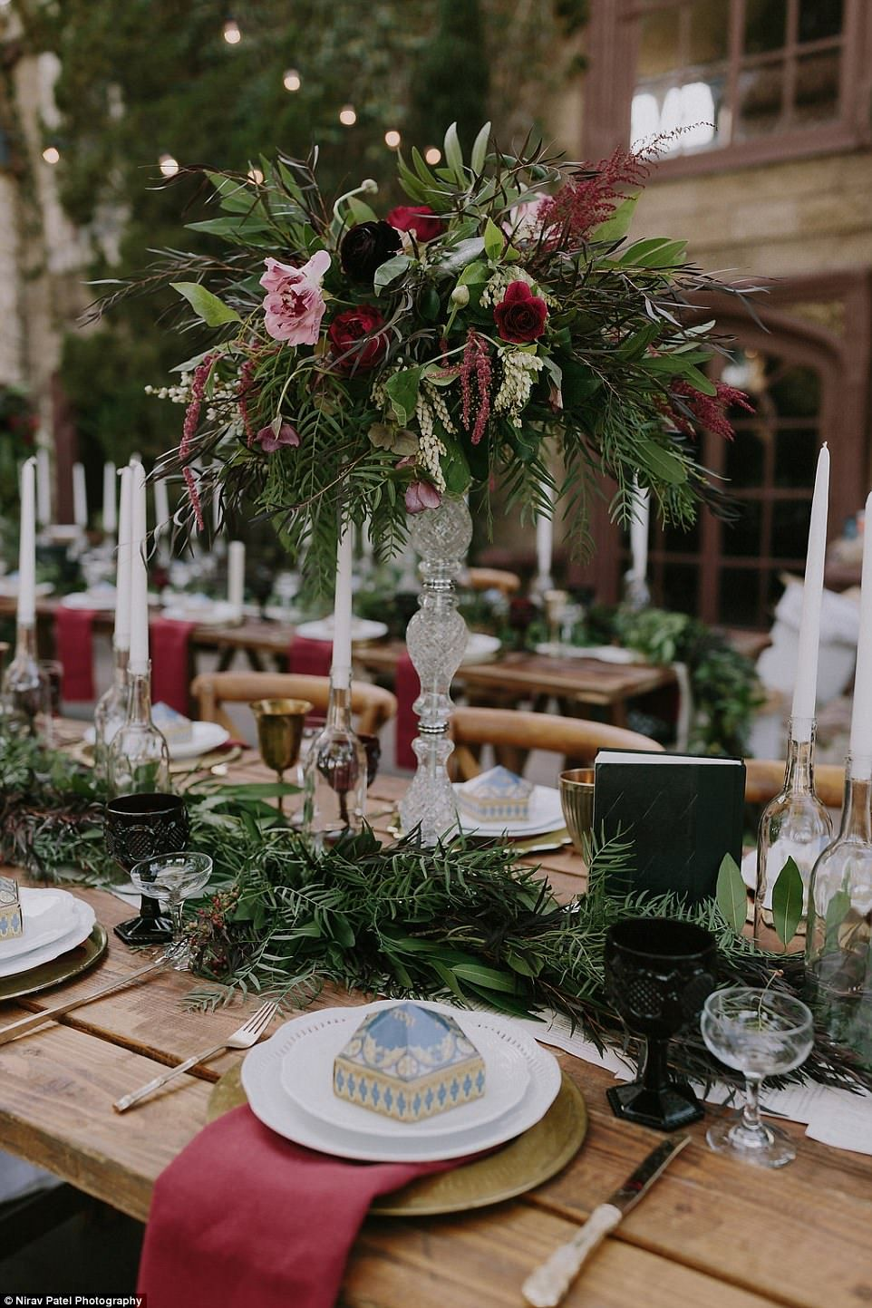 This Harry Potter Themed Wedding Is So Not Cheesy Harry Potter