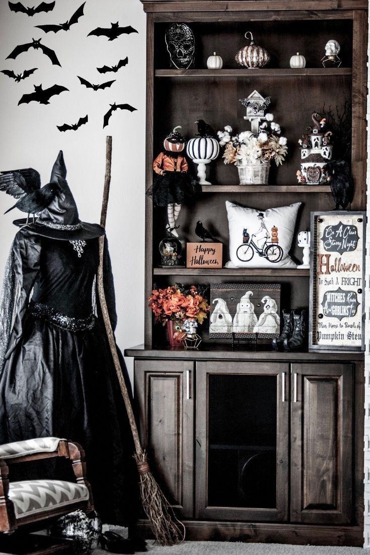 Diy halloween home decor ideas 00011