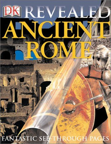 Ancient Rome (DK Revealed) by Peter Chrisp. You can use this book as an overall reference guide to the culture and infrastructure of Ancient Rome.  This book also shares lots of extra details that would be  helpful when writing your articles.  Grade Level: 3rd-7th ***
