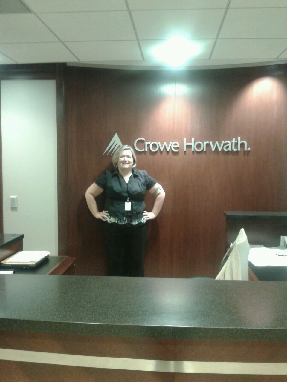 Michelle Keith Class Of 1999 Major Accounting Company Crowe Horwath Location Oak Brook Il Job Search Job Oakbrook