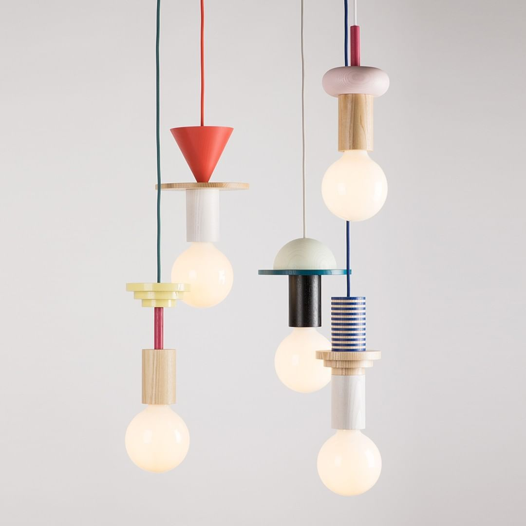 "Amazing Crocodile Design Store on Instagram: ""pendant lamp Junit by @schneid_studio  #pendantlight#interiordesign#bauhaus…"""