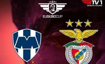 Un orgullo inaugurar estadio de Monterrey: DT de Benfica