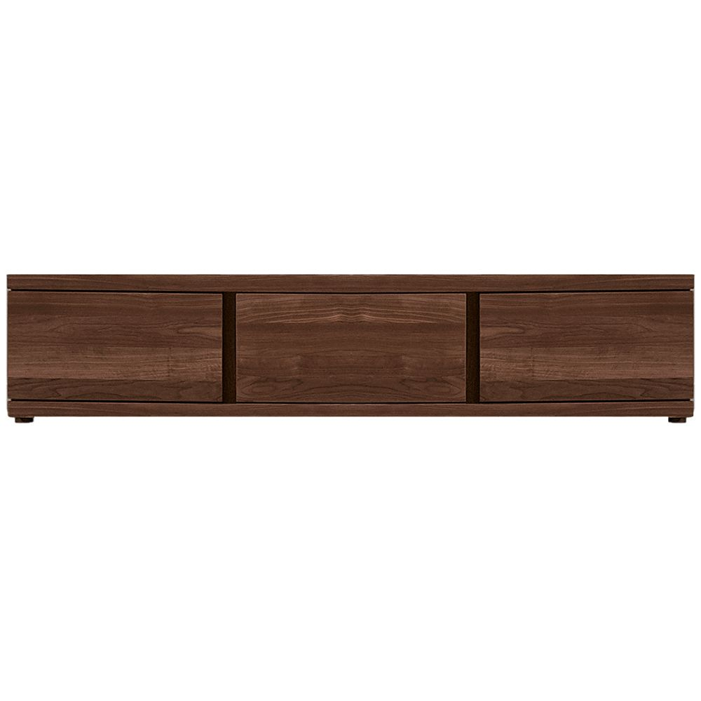 The V Plus Tv Lowboard Walnut Stand Living Rooms