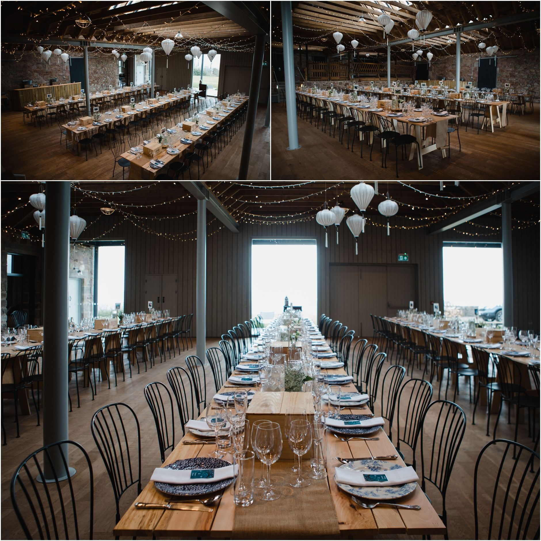 guardswell farm barn wedding scotland   Rustic barn ...