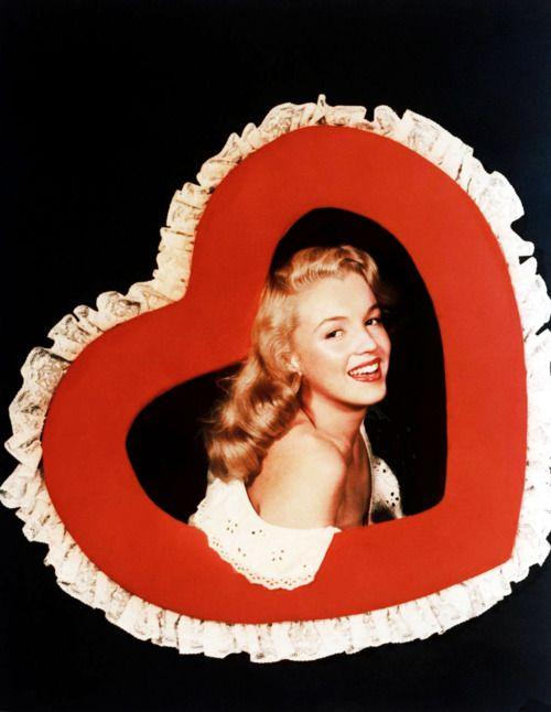 monroe valentine Marilyn