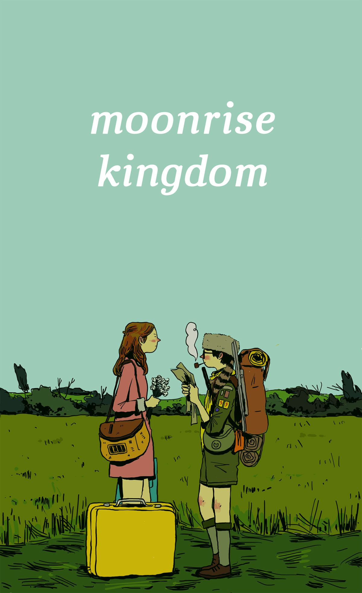 Moonrise Kingdom on Behance