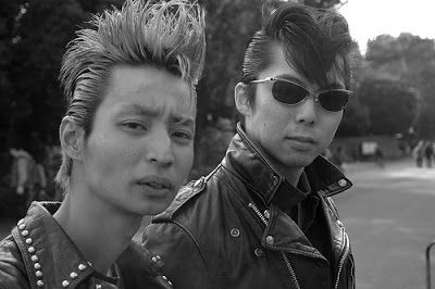 Japanese Rockabilly Hair Cool Men S Hair Rockabilly Hair