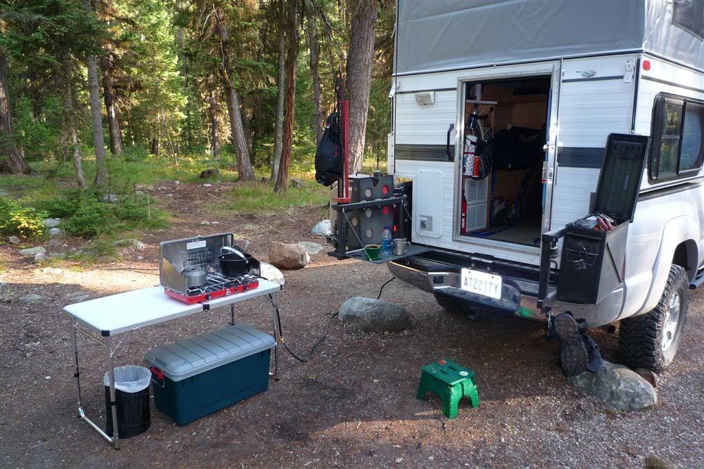 Pin by Hayduke Lives on 4 wheel camper info | Pickup camper, Camper