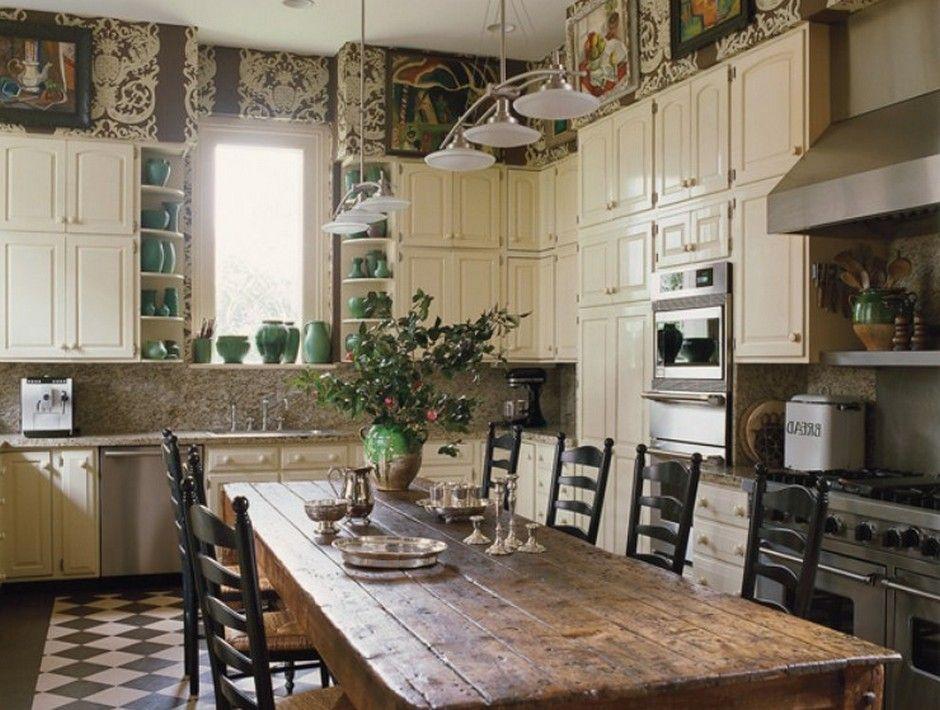 Irish Kitchen Decor