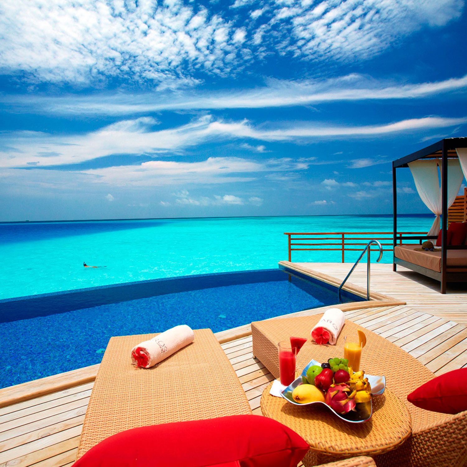 The Worlds Best Balconies Balconies Maldives And Amazing Places - Where is maldives in the world