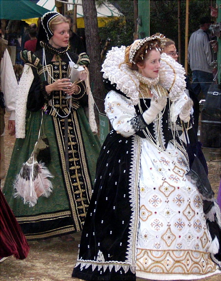 Queen Elizabeth Renaissance TN Renaissance Festiva...