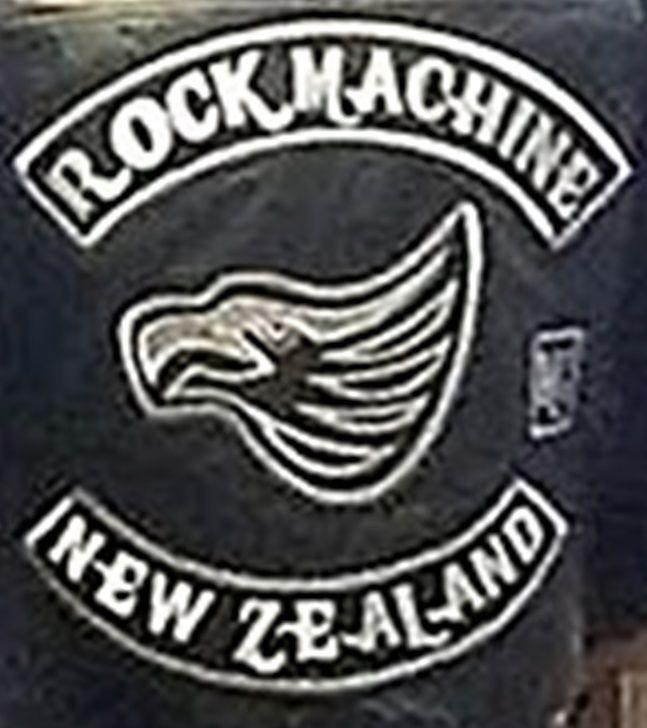 Madison : Rock machine mc