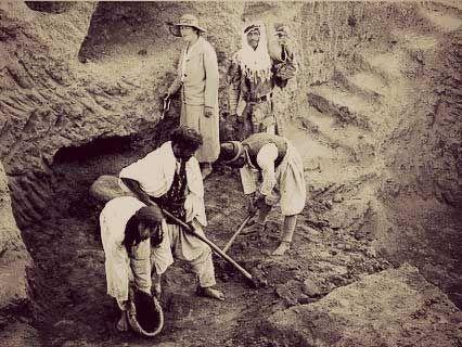 La arqueóloga Agatha Christie