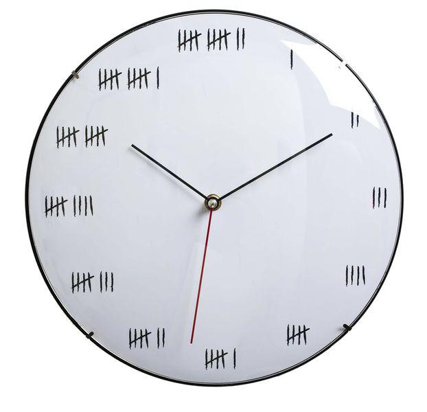 Alcatraz Wall Clock Idee Per Interni Orologio Idee