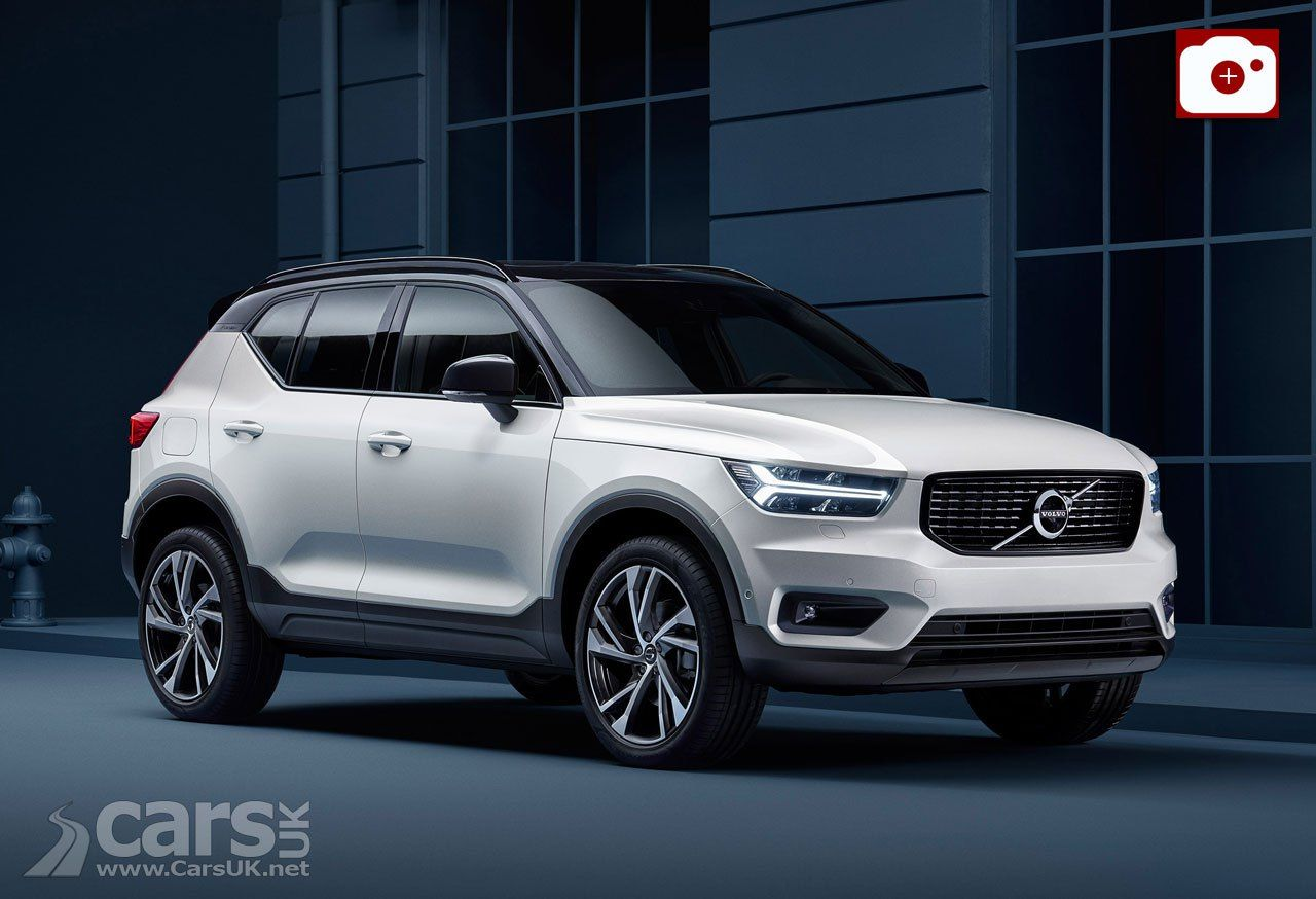 Volvo Xc40 Now It Grabs European Car Of The Year Volvo Cars