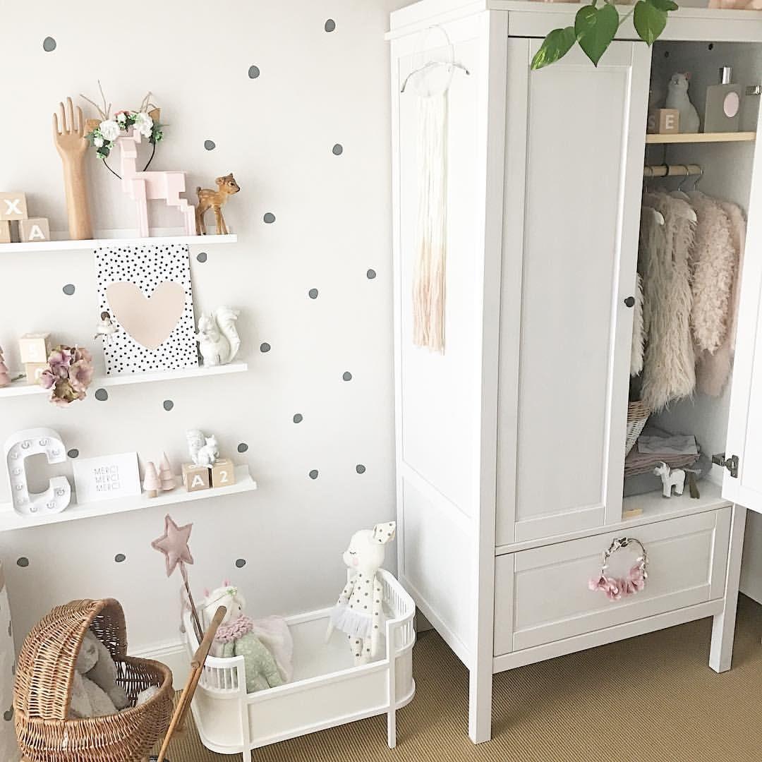 Kinderzimmer Kleiderschrank Einrichtung Deko Madchenzimmer Idee