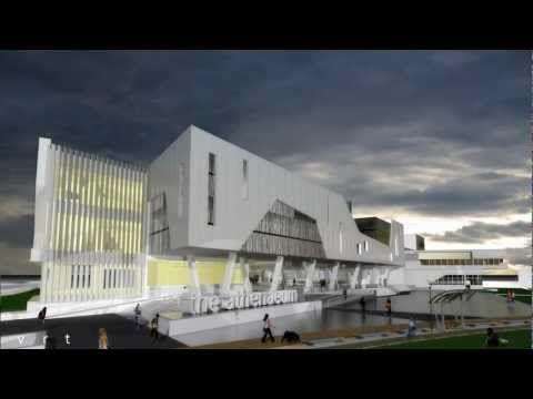 Architectural Design Thesis Walkthrough   The Athenaeum.mp4