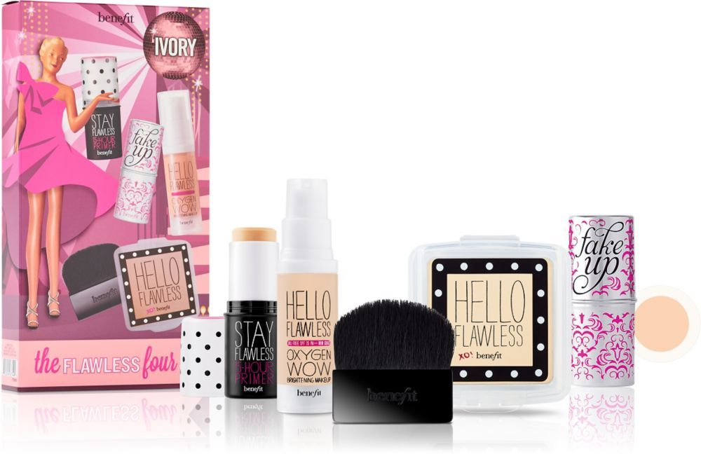 Benefit Cosmetics The Flawless Four Ivory
