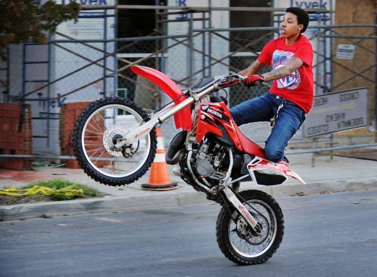 Don T Stereotype Dirt Bike Riders Bike Rider Dirt Bikes Bike