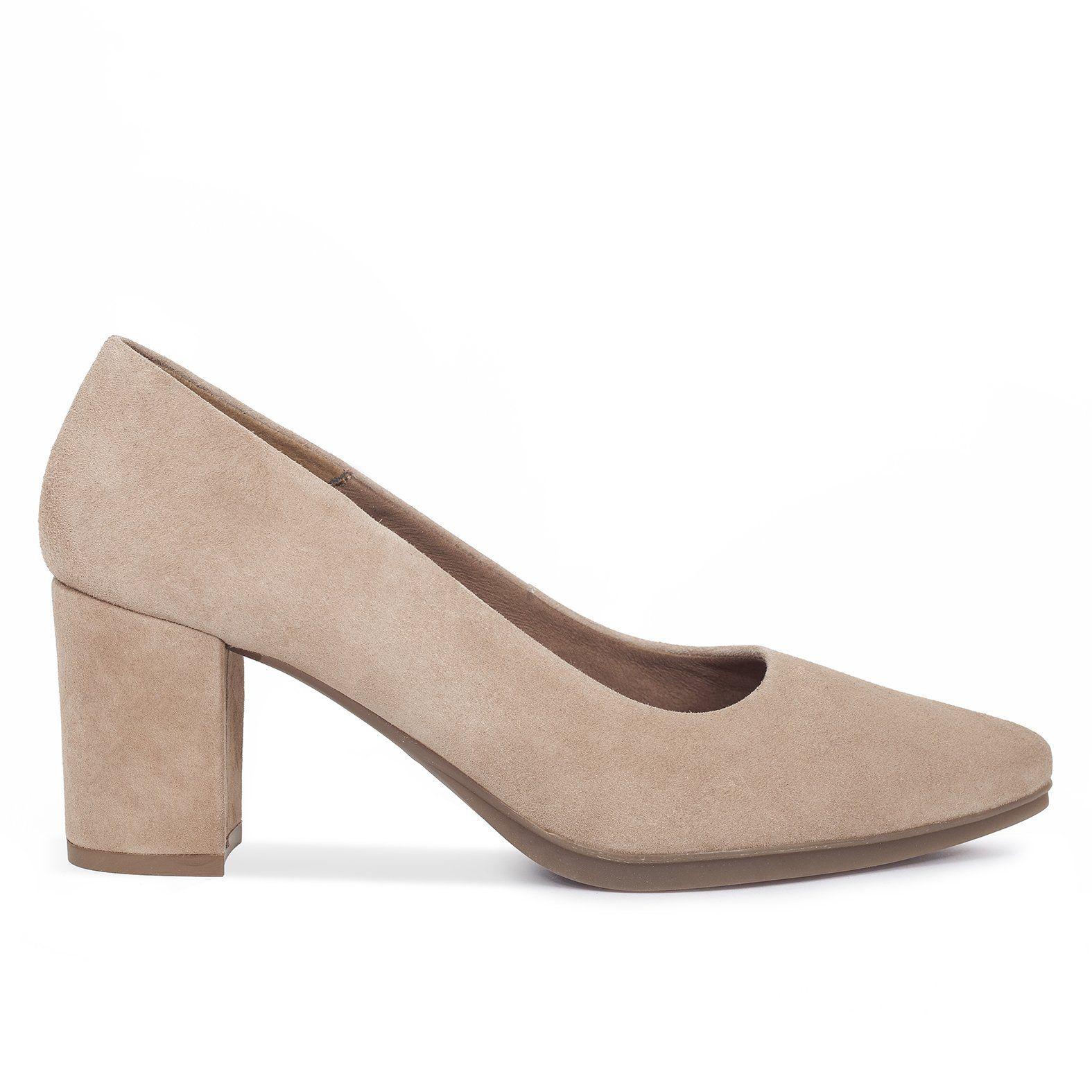 72928e23 Zapatos mujer tacón ancho ROSA NUDE Urban S - Zapatos online miMaO – miMaO  ShopOnline