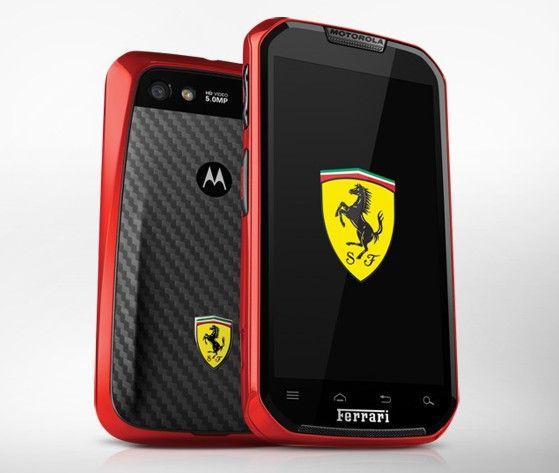 Ya está disponible en México con Nextel el Motorola XT621 Ferrari Edición Especial, el cual es una variación del Motorola Master Touch, pues se basa en el mismo hardware interno y diseño.