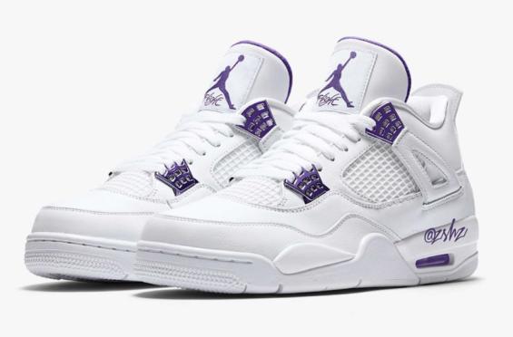 Release Update: Air Jordan 4 Court