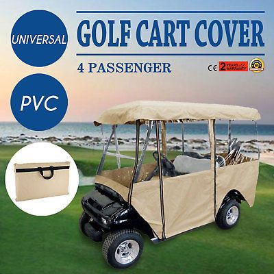 4 Person Golf Cart Cover Driving Enclosure PVC Best Visibility ... on 4 person volvo, 4 person grill, 10 person golf cart, 9 person golf cart, 4 person buggy, 12 person golf cart, 15 person golf cart, 5 person golf cart, 4 person rv, 8 person golf cart, 4 person hot tub, 2 person golf cart, 4 person ez go, 4 person electric scooter, 20 person golf cart, 6 person golf cart, 1 person golf cart,
