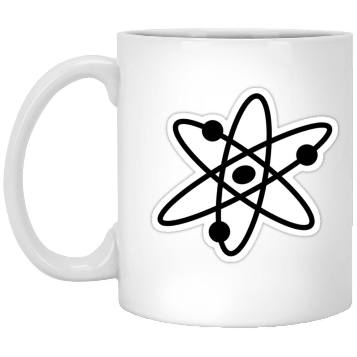 Big Bang Theory Xp8434 11 Oz White Mug
