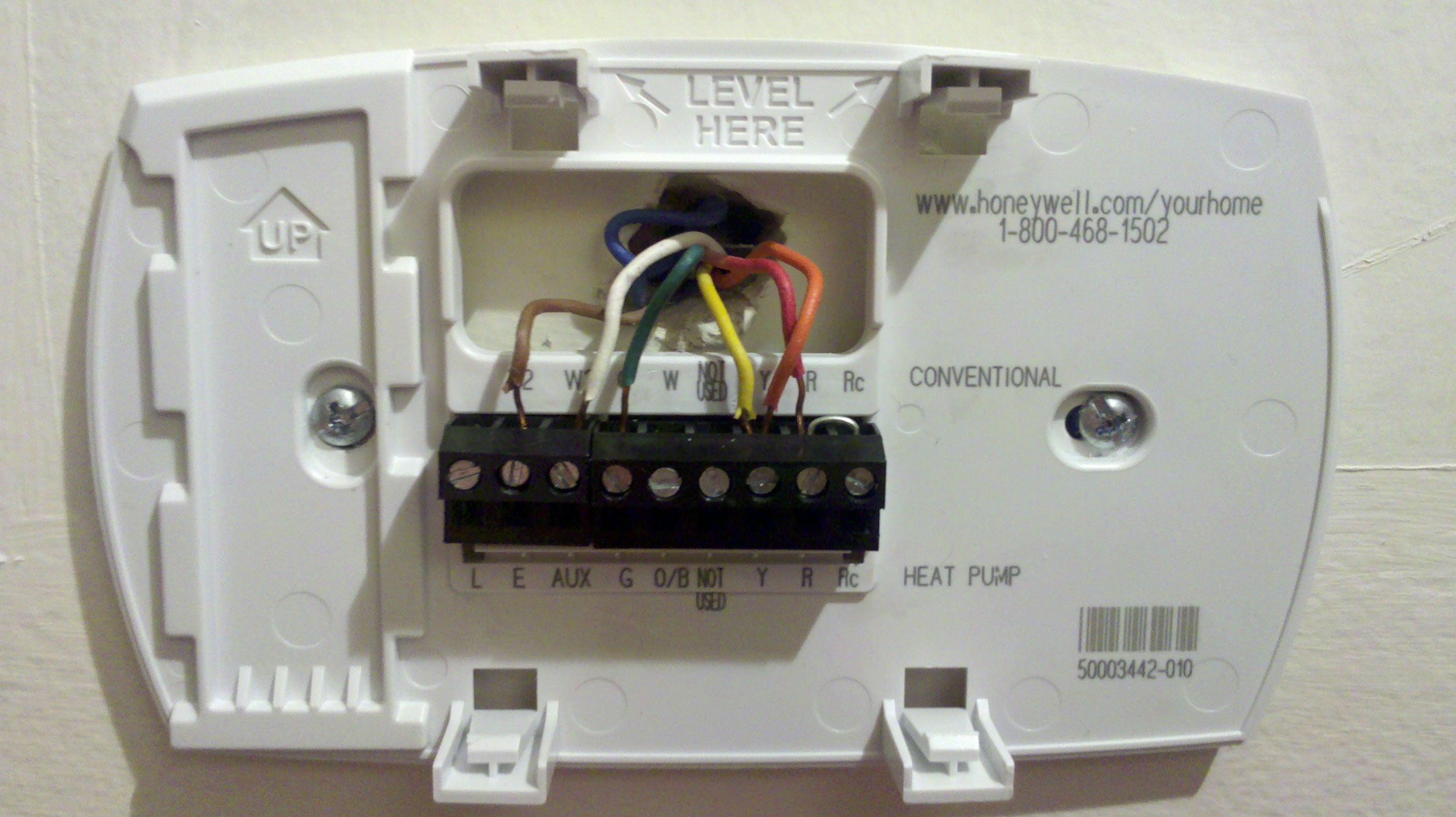 Honeywell Line Voltage Thermostat Wiring Diagram from i.pinimg.com