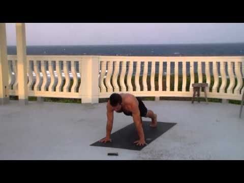 super core video  strong core all yoga poses