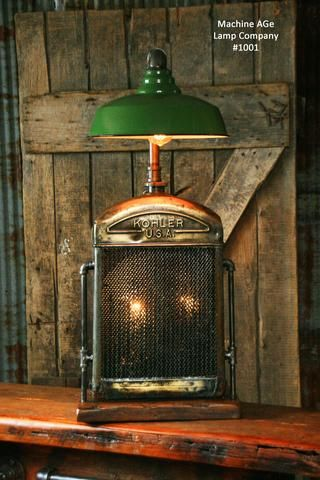 Pin By Deb Peterson On Garage In 2020 Industrial Lamp Lamp Steampunk Lighting