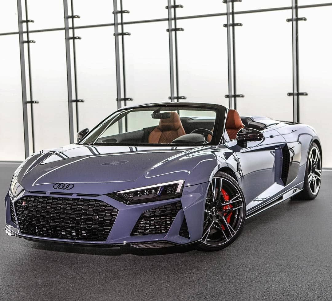 The Supercar Lifestyle Cars On Instagram Here Is The New 2019 20 Audi R8 V10 Performance Available Early Next Year By New Audi R8 Audi R8 Super Cars