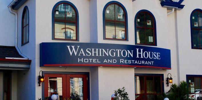 The Washington House Hotel Sellersville Pa 18960 Washington Houses Hotel House