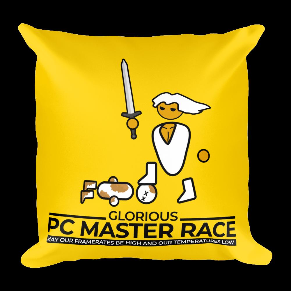 Pc Master Race Pillow Racing Master Pillows