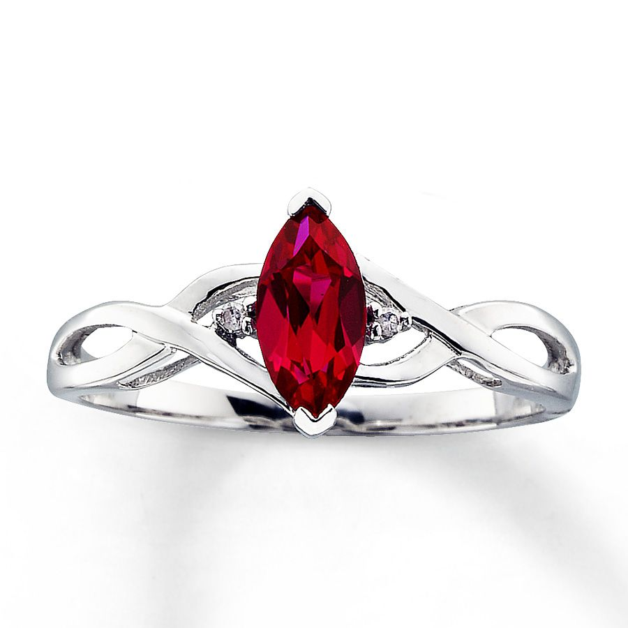 ring platinum w in deco jewellery diamonds engraved stunning ruby art