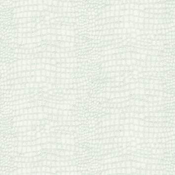 Vliesbehang krokodillenleermotief wit (dessin 32-660) kopen? Verfraai je huis & tuin met Behang van KARWEI