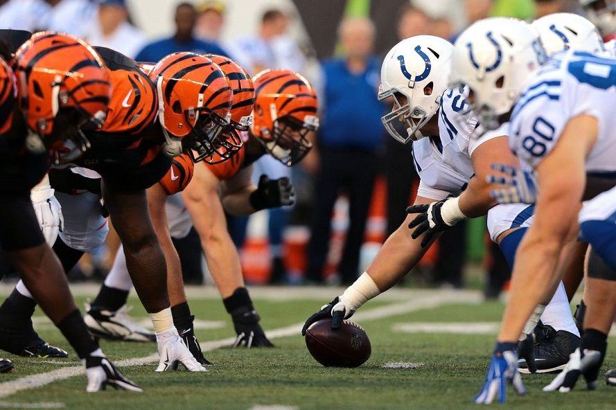 Watch Cincinnati Bengals vs Indianapolis Colts live