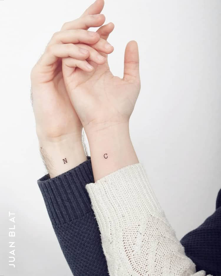 50 Adorable Micro Tattoos by Juan Blat | Page 5 of 5 | TattooAdore