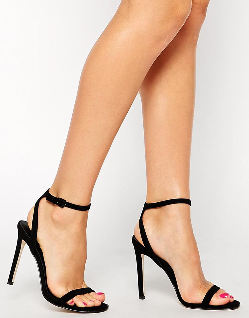 HEADS OR TAILS Heeled Sandals | Mia