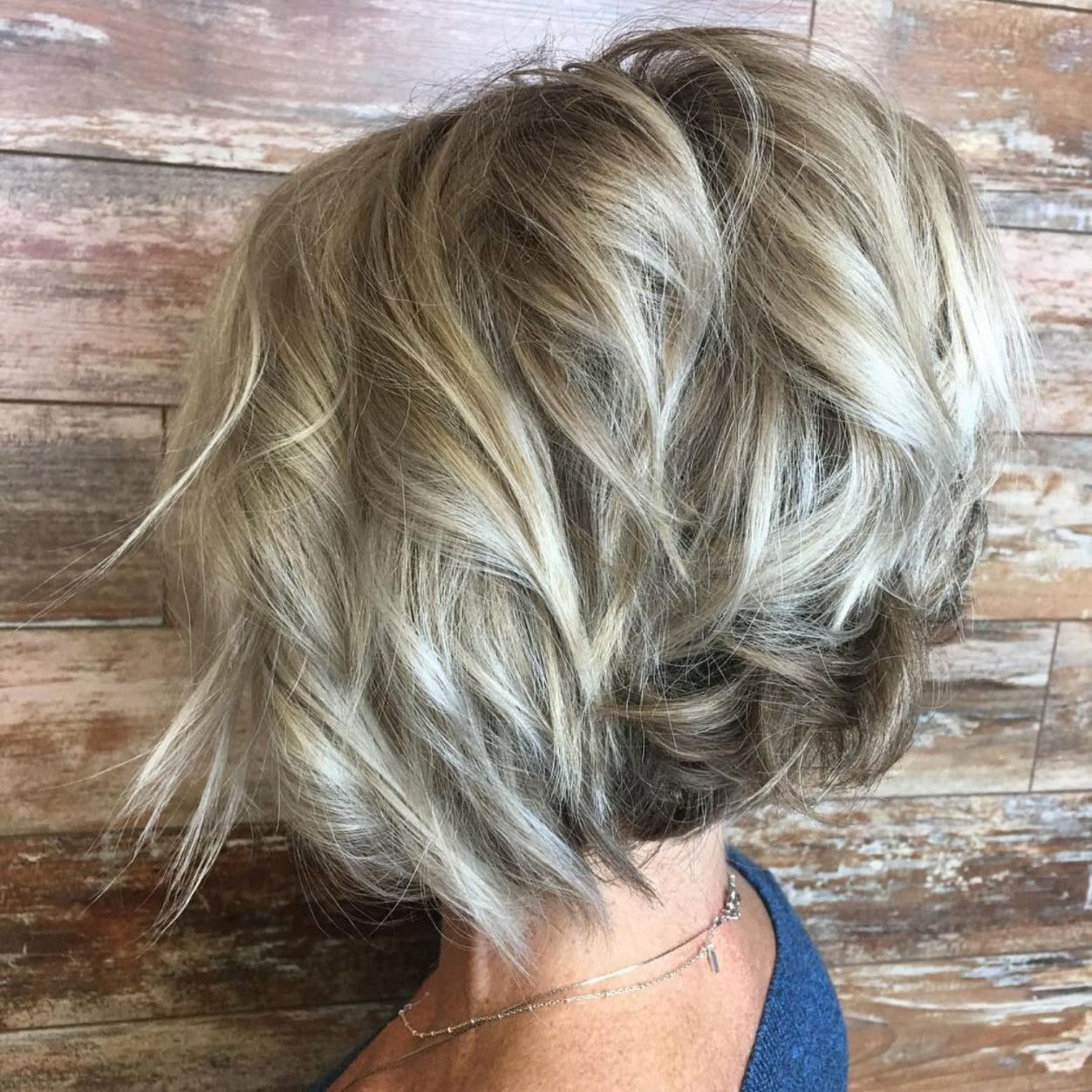 classy and simple short hairstyles for women over fine hair